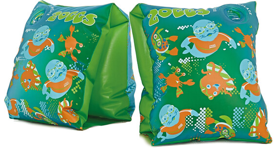 Zoggs Zoggy Børn 1-6 Years grøn